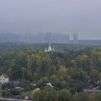 ненастная погода :: Петр Беляков