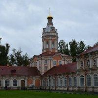 Санкт-Петербург... Александро-Невская лавра... :: Galina Leskova