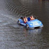 Гданьск.  Водные прогулочные катера :: Татьяна Ларионова