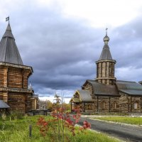 самый северный в мире монастырь (3) :: Георгий А