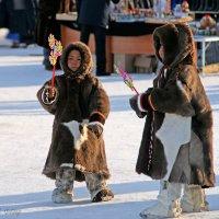 Дети крайнего севера :: Фёдор Воронов