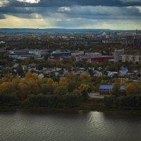 Прослойка между водой и небом :: Алексей Медведев