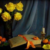 И догорала медленно свеча... :: Нэля Лысенко