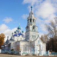 Покровский храм . г.Кирс... :: Александр Широнин
