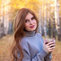 Осень :: Алина Меркурьева