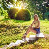 В лучах предзакатного солнца :: Tatsiana Latushko