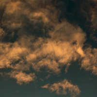 Вечерние облака в октябре :: Aнна Зарубина
