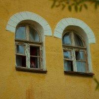старые окна :: Аркадий Баринов