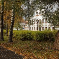 Осень в городе. :: Андрей Дурапов