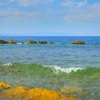 Морской пейзаж :: kvstu