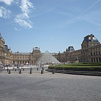 Париж. Лувр. :: Владимир Драгунский