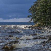 финский залив после шторма :: Георгий