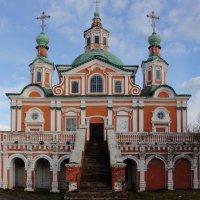 Церковь Симеона Столпника , 18 век в Великом Устюге. :: Андрей Дурапов