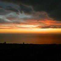 Бушующее небо! :: ирина