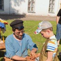 Ну вот,и новый ученик... :: Maxim Semenov