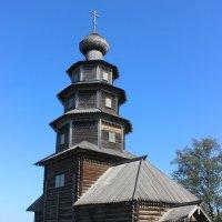 Храм Тихвинской иконы Божией Матери :: Дмитрий Солоненко