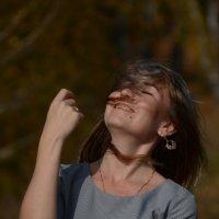 Ветер косы растрепал :: Андрей + Ирина Степановы