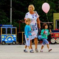 Детские радости и не очень :: Сергей Царёв