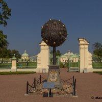 Померанцевое дерево. :: Maxim Semenov