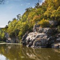 Букский каньон :: Андрей Нибылица