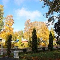 Яркие черты осени. :: Виктор Калабухов