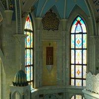 Казань. Кремль. Мечеть Кул Шариф. Витражи :: татьяна