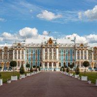 Екатерининский дворец, Пушкин :: Александр Кислицын