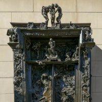 """""""Врата ада"""", О.Роден, музей Cantor Arts Center :: Юрий Поляков"""
