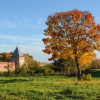 Осень :: Юрий Кузьменок