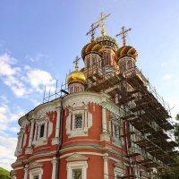 Церковь в честь Собора Пресвятой Богородицы. :: tatiana