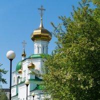 Храм в честь благовещения Пресвятой Богородицы :: Elena Wise