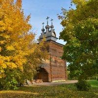 Церковь Георгия Победоносца в усадьбе Коломенское :: Константин Анисимов