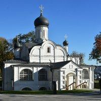 Церковь Зачатия святой Анны. XVI век. :: Наташа *****