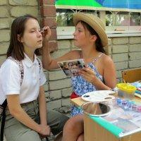 Школьницы... :: Нэля Лысенко