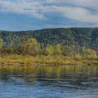 Осенний пейзаж :: Ольга
