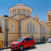 Церковь Святого Пантелеимона. Греция.Родос. :: Татьяна Калинкина
