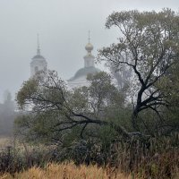 Туман,туман седая пелена... :: АЛЕКСАНДР СУВОРОВ
