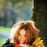 Волосы цвета осени :: Сергей Михайлов