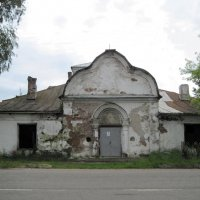 Церковь Спаса Нерукотворного образа. Новая Ладога. :: Ирина ***