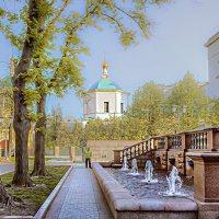 Москва. Столешников переулок. :: В и т а л и й .... Л а б з о'в