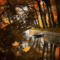 Осень в Нескучном саду :: Дмитрий Motorin