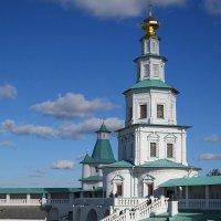 В Ново-Иерусалимского монастыре :: Дмитрий Никитин