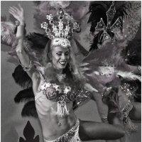 Экспрессия танца :: Сергей Порфирьев