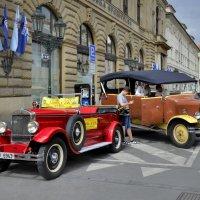 На улицах Праги. :: Николай Ярёменко