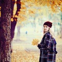 Съемка в парке :: марина алексеева