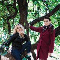 Лена и Лиля :: Мария Кудрина