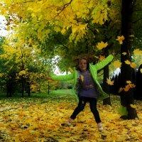 Что такое осень ? :: Маргарита ( Марта ) Дрожжина