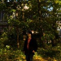 a leaf walk ? :: The heirs of Old Delhi Rain