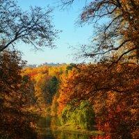 Осенняя сказка в Царицыно  :: Татьяна Колганова