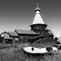 Деревня Конецдворье :: ИгорьОк Бородин